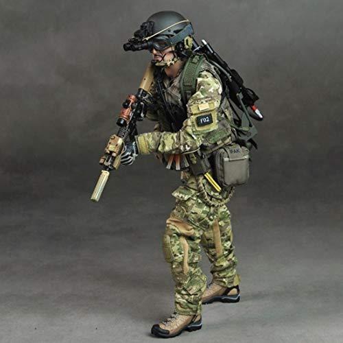 Batop 1/6 Soldat Modell, 12 Zoll US Armee Soldaten Actionfigur Spielzeug Figuren Militär Soldat...