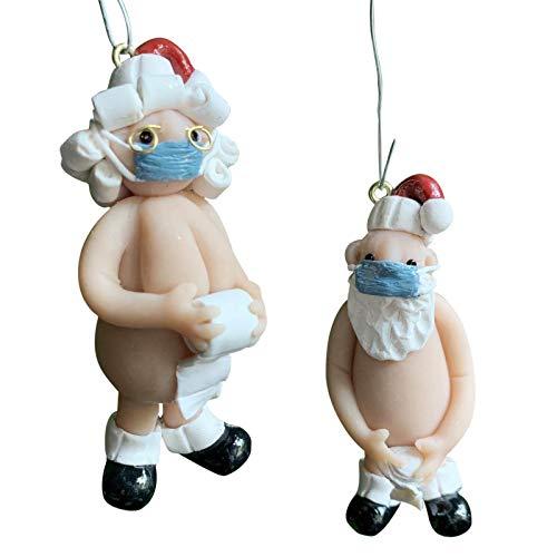 OPALLEY Weihnachtsschmuck Weihnachtsbaumanhänger Weihnachtsdekoration Weihnachtsanhänger...