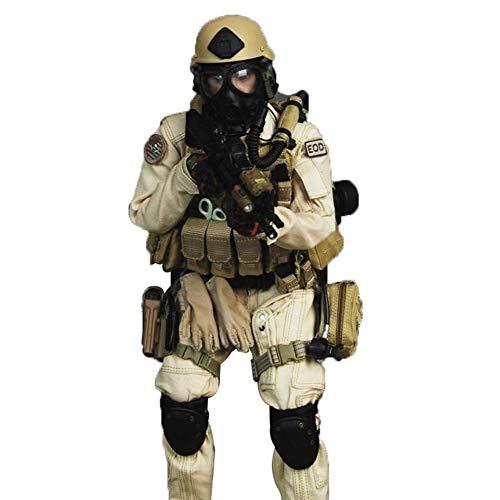 1/6 Soldat Modell Militär Figuren Menschen-Spielfiguren Statuen Nachbildungen Sammel Gliederpuppen...