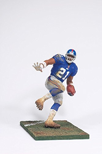 McFarlane Toys NFL Sports Picks 2003 National Exclusive Action Figure Tiki Barber by Unknown