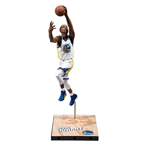 McFarlane NBA 2K19 Kevin Durant Golden State Warriors Action Figur (18 cm)