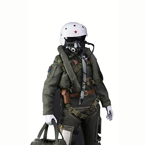 MXUS 1/6 Scale Female Air Force Figure Soldat Modellweibliches Soldatenmodell Action Figure Sammel...