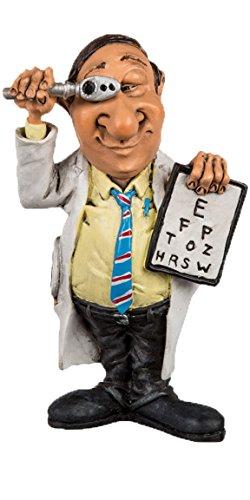 Bada Bing Figuren Berufe Polizist Funny Job Witzig Geschenk Deko Examen zur Prüfung 824