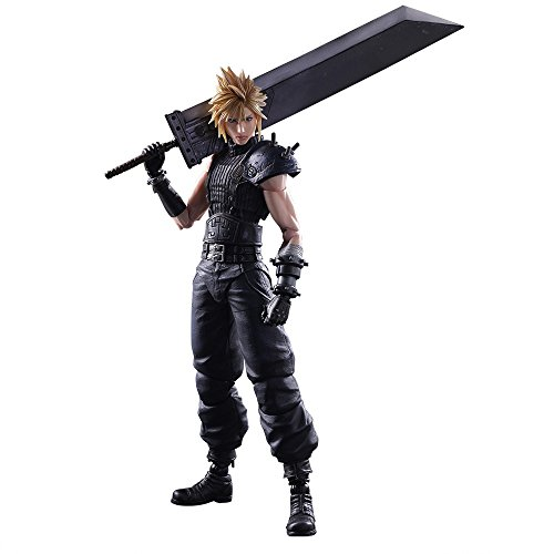 FINAL FANTASY – 603873 – Figur – 7 Remake – Play Arts Kai N 1 – Cloud Strife