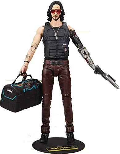 McFarlane Toys 13504-6 Johnny Silverhand Variant-Cyberpunk 2077-18cm Actionfigur
