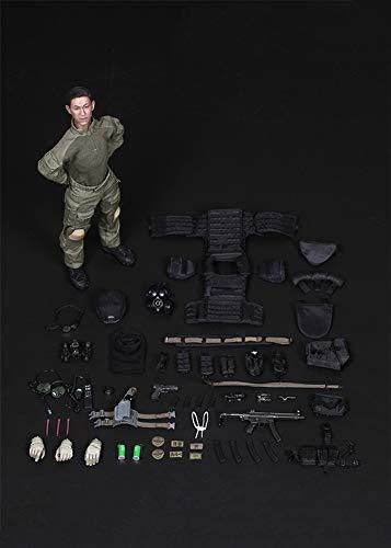 1/6 S.D.U Special Duties Unit Actionfigur Für Männliche Soldaten Puppenmodell Für Fans Geschenke...