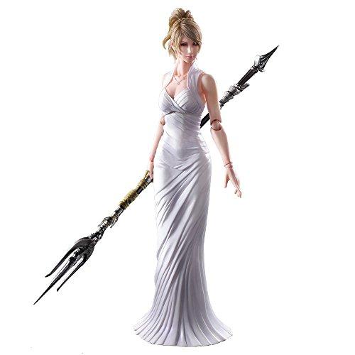 Square Enix square-enixafgsqx255Abysse Final Fantasy XV Play Arts lunafreya Nox Fleuret Action...