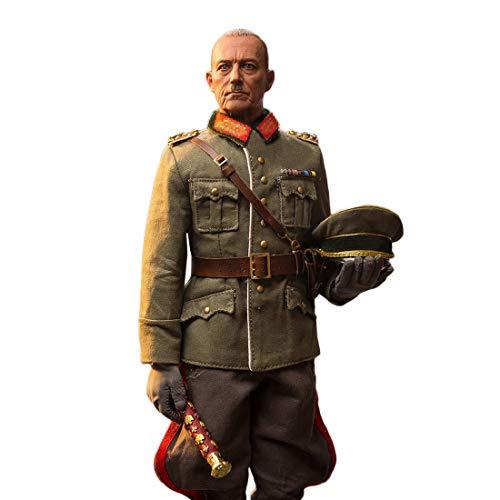 Mecotecn 1/6 Soldat Figur, 12 Zoll WW2 Soldaten Actionfigur Spielzeug Figuren Militär Soldat Model...