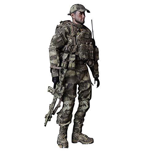 1/6 Spezialeinheiten Action Figuren Militär Soldat Modell Statuen Sammel Gliederpuppen Geschenk...