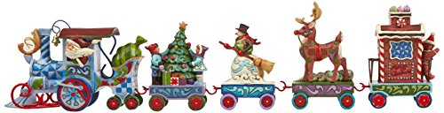 Heartwood Creek Mini Holiday Express 5 Piece Set Figurine