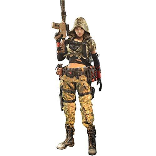 Mecotecn Mecotecn 1/6 Soldat Modell, 12 Zoll Weibliche Soldat Actionfigur Modell Spielzeug Militär...