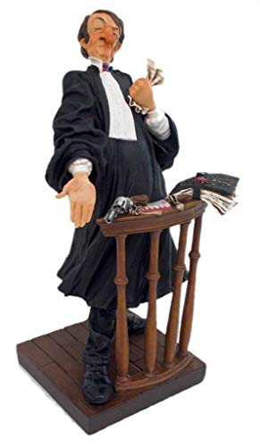 The Lawyer Figur Comic Art of Guillermo Forchino (40,6 cm hoch)