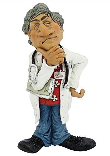 Funny Job - Hausarzt mit Stethoskop