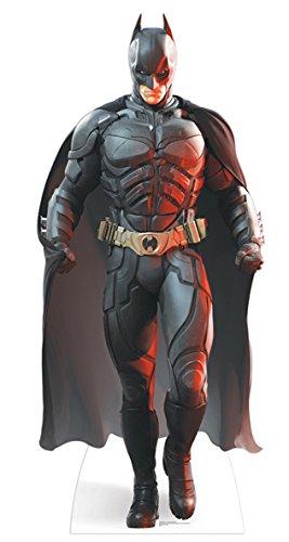 Star Cutouts Pappfiguren von Batman The Dark Knight Rises