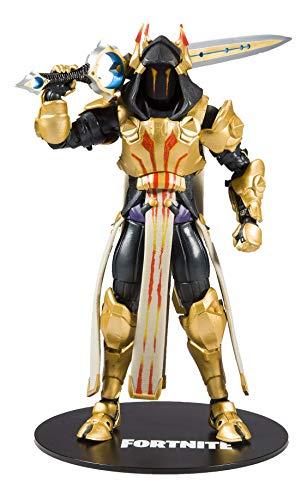 Fortnite Ice King Actionfigur, Kunststoff, Gold, Black, Einheitsgröße