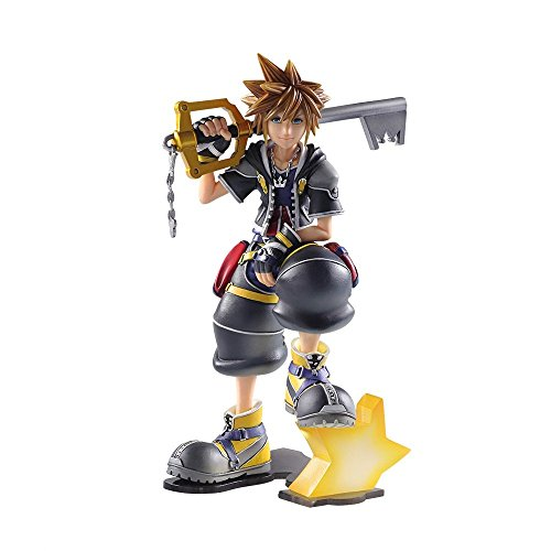 Square Enix 604456 Statische Arts Galerie Kingdom Hearts II Sora Final Fantasy Figur