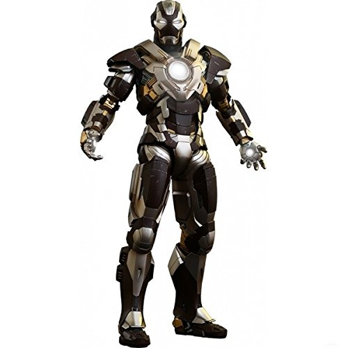 BANDAI Hot Toys – mms303 – Statue von Iron Man Tank Mark 24 – Univers...