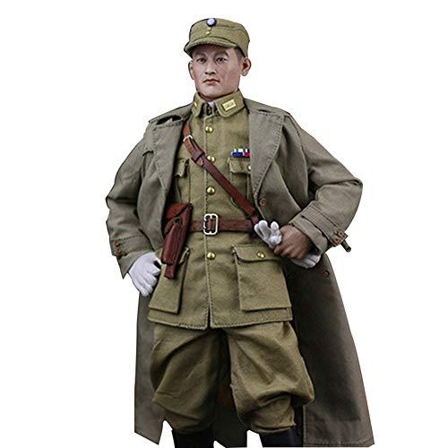 1/6 Soldat Action Figuren Modell Militär Action Figur Statuen Sammel Gliederpuppen Kinder Und...
