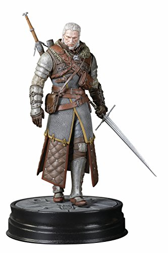 Dark Horse The Witcher 3: Wild Hunt - Geralt von Riva Statue