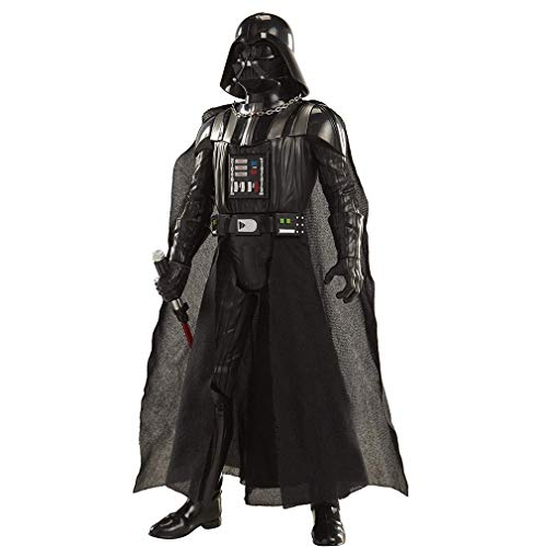 BGFtoy Star Wars Darth Vader Black Warrior Actionfigur Star Wars Akustooptische Linkage 1/4...