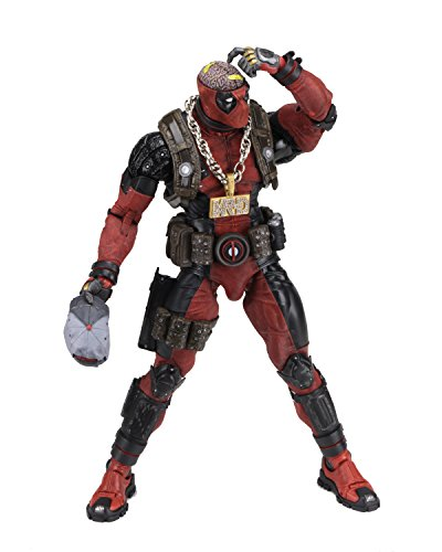 NECA - Marvel - 1/4-Actionfigur - Ultimate Deadpool