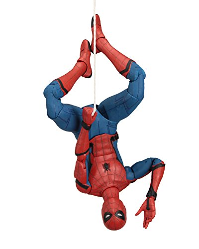 Spiderman Homecoming 61705 Figur, rot, 1/4 Scale