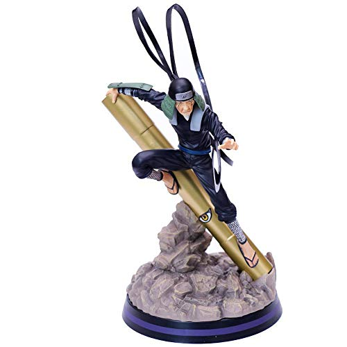 ZYYX Naruto Sarutobi Clan Hand Office Puppe Boxed Hand Office 27cm