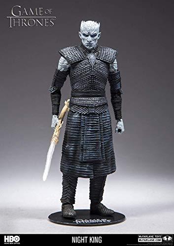 Game of Thrones Figur Night King Multicolor, aus PVC, in Geschenkkarton., Bunt ,Talla única