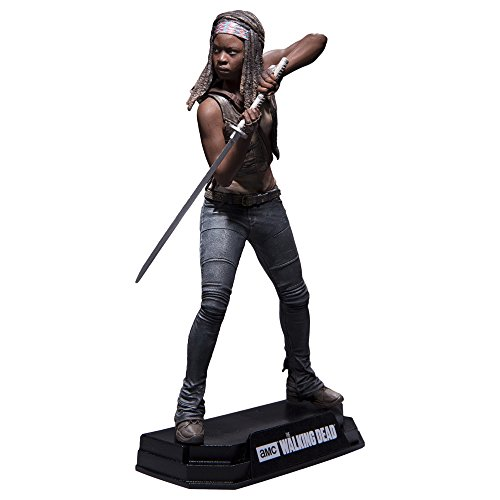 The Walking Dead Fear Michonne Action Figure + Stand