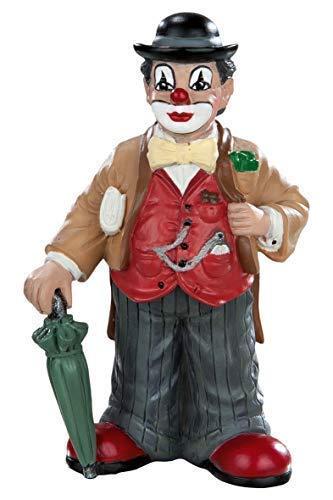 Gildeclown Gentleman - Dekofigur und Sammlerstück handgefertigt H 8 cm