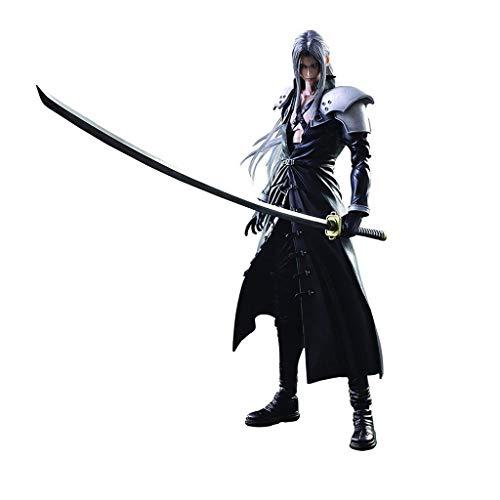 Siyushop Final Fantasy Advent Kinder: Sephiroth Play Arts Kai Actionfigur - Sephiroth Actionfiguren...