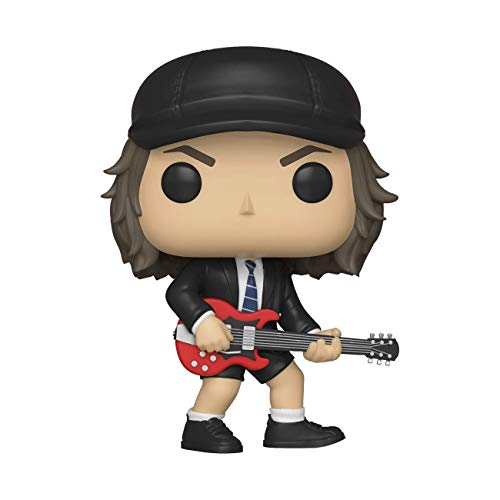 Funko 36318 POP Vinyl: Rocks: AC/DC: Angus Young w/Chase (Styles May Vary) Sammelbares Spielzeug,...