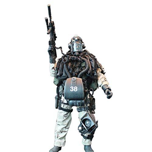 Mecotecn Mecotecn 1/6 Soldat Modell, 12 Zoll Soldat Actionfigur Modell Spielzeug Militär Figuren...