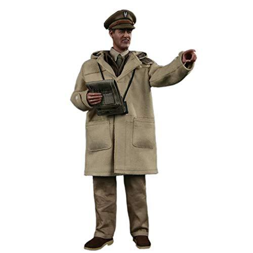 Delili 1/6 Zweiten Weltkrieg Männlich Action-Figur British Royal Special Air Service Regiment...
