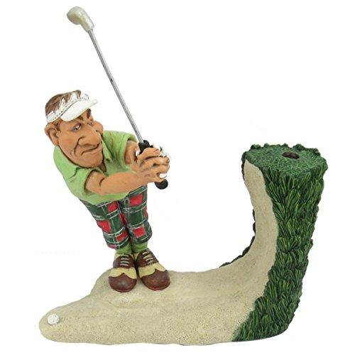Funny Sports - Golfer im Bunker Mist!
