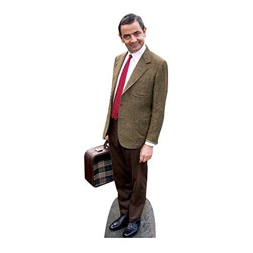 Star Cutouts Aufsteller von Rowan Atkinson