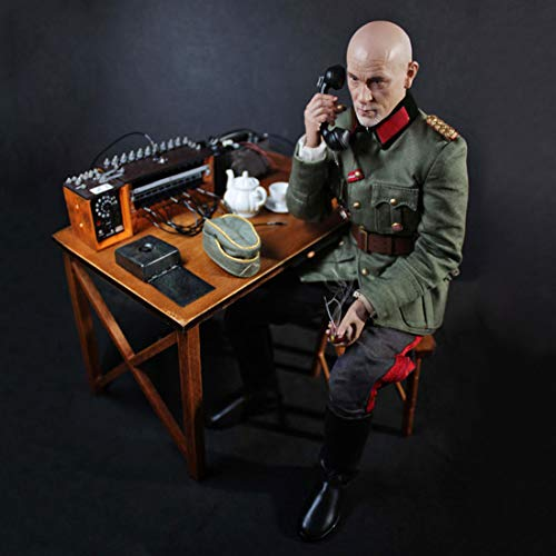 Mecotecn 1/6 Soldat Figur, 12 Zoll Soldaten Spielzeug Figuren Militär Actionfiguren Modell -...