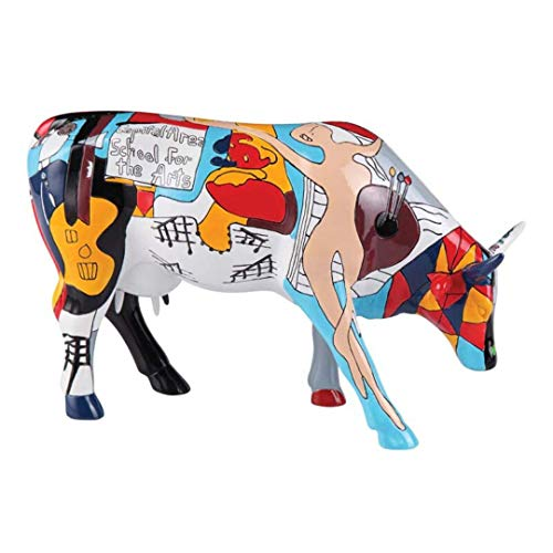CowParade Picowso's School for The Arts (Large)