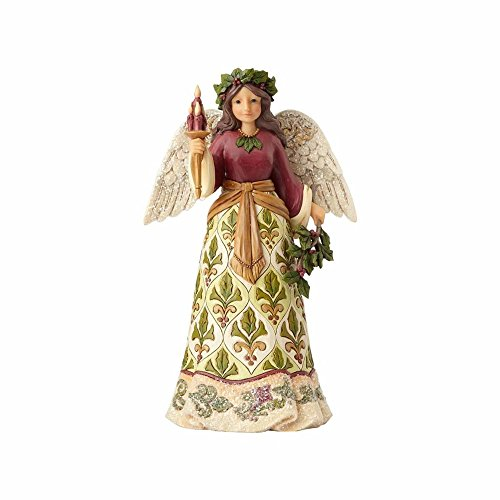 Heartwood Creek Jolly Holly Days (Victorian Angel)
