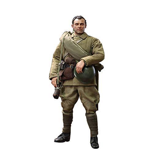 1/6 Soldat Modell Action Figur Menschen-Spiel Militär Statuen Sammel Gliederpuppen Kinder Und...