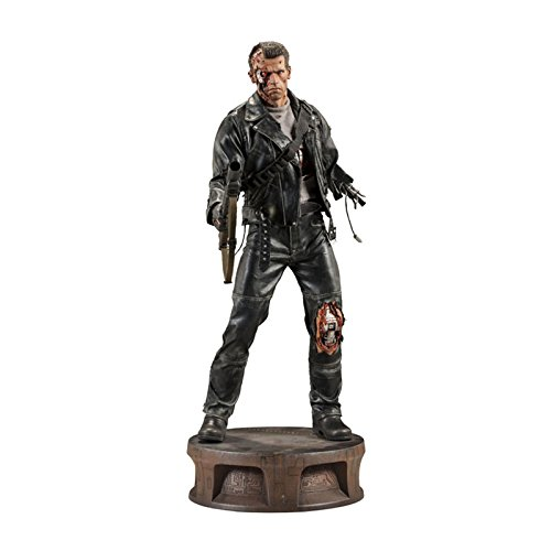 Terminator 2 Premium Format Figur 1/4 T-800 Battle Damaged 53 cm