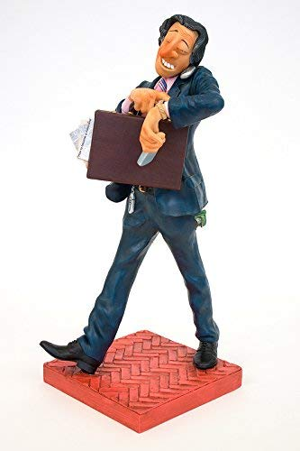 FO85512 Guillermo Forchino Comic Art Der Geschäftsmann Figur