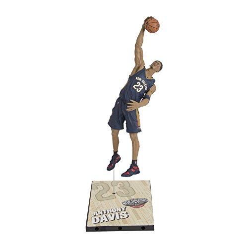 McFarlane Toys NBA Serie 27 Anthony Davis Actionfigur