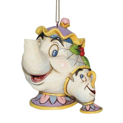 Disney Tradition Mrs Potts & Chip (Hanging Ornament)