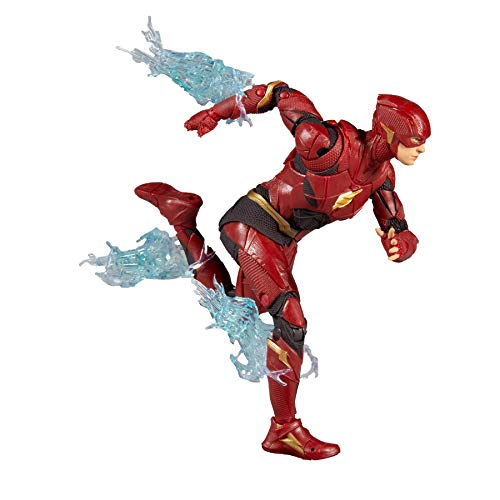McFarlane - DC Justice League 7 Figuren - Flash