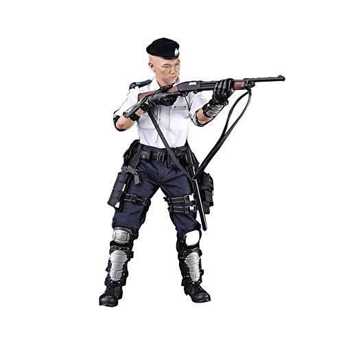 1/6 Soldat Modell Action Figuren Militär SWAT Soldat Kinderspiel Statuen Nachbildungen Sammel...