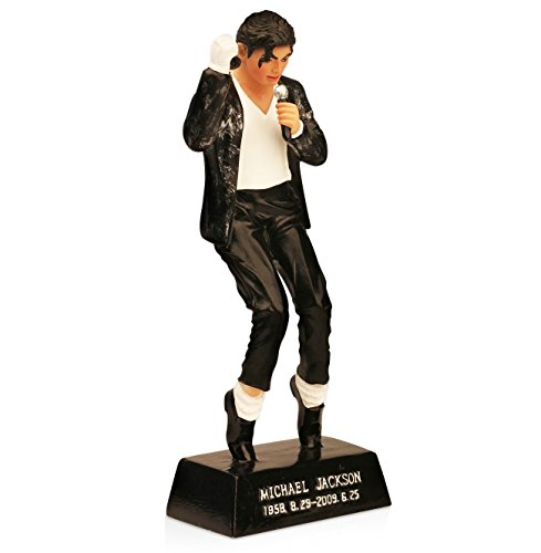 OZUKO Michael Jackson Figur King of Pop Puppe Memorial-Statue für Wohnzimmer-Dekoration