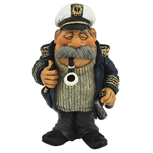 Funny Job - Kapitän mit Pfeife