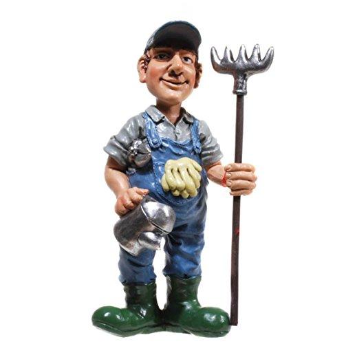 Unbekannt Funny Beruf - Figur Gärtner