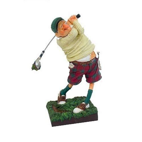 Unbekannt Guillermo Forchino fo85504Figur der Golfspieler, Kunstharz, Mehrfarbig, 30x 13x...